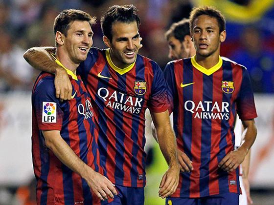 リーガエスパニョーラに所属するバルセロナ、FIFA(国際サッカー連盟)への処分が不服とし、異議申し立てが受理され、2014夏の移籍が出来るようになりました。