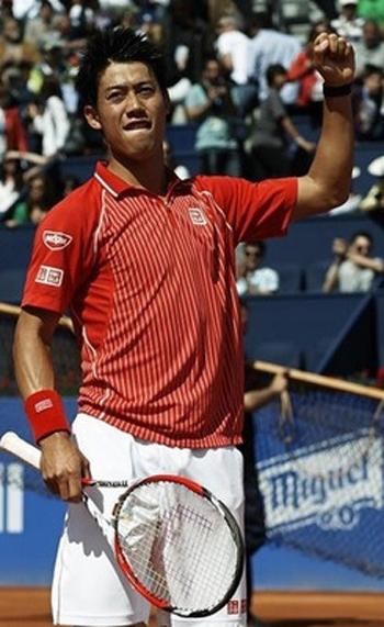 日本のテニス界のホープ錦織圭がバルセロナ・オープンで優勝!通算5度目のツアー優勝を飾りました。