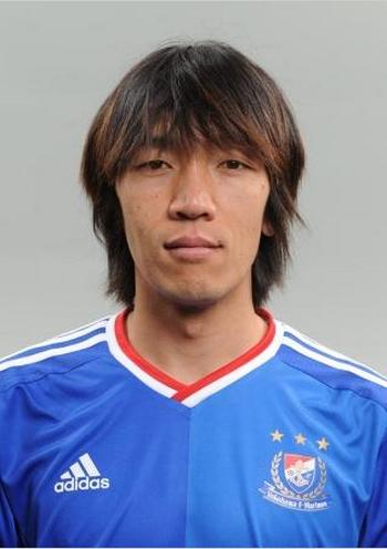 元日本代表 横浜Mの中村俊輔 胆のう除去手術