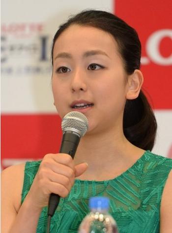 浅田真央 引退せず 来季は休養 公式ブログではまだ報告なし