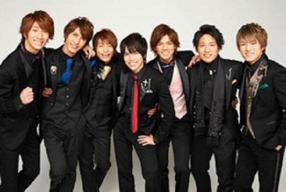ジャニーズWESTのメンバーは?デビュー曲「ええじゃないか」がオリコン1位を獲得!