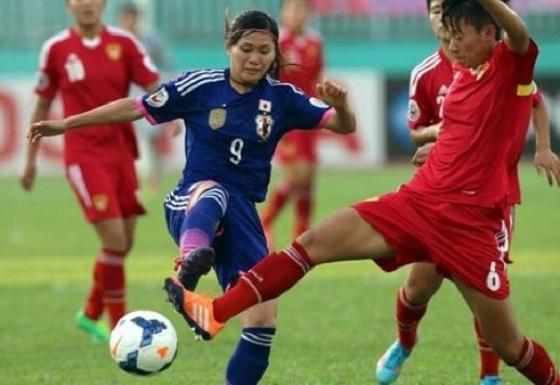 女子サッカーなでしこジャパン!準決勝アジア杯の結果は?メンバーは?