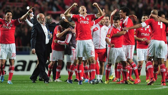 サッカーのUEFAヨーロッパリーグ、セビージャFCとSLベンフィカが5/14のトリノ決戦へ進出