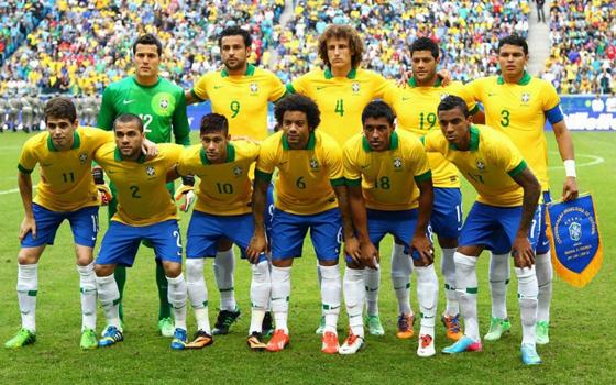 ブラジル代表、ワールドカップに臨む23名の選手を選出!サプライズはなく手堅いメンバーで本大会に挑む