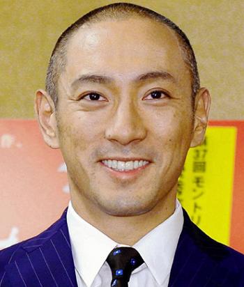 市川海老蔵がブログにUFOの写真を掲載