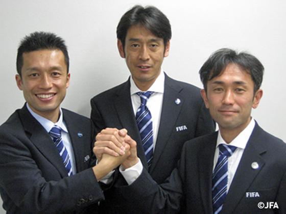 2014年FIFAワールドカップブラジル大会開幕戦は西村雄一主審が担当と発表 線審含め日本人審判団になる【動画有】