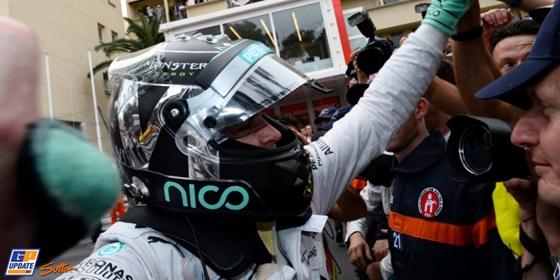 F1 2014年オーストラリアGPはニコ・ロズベルグが優勝!2014年優勝は3回目!