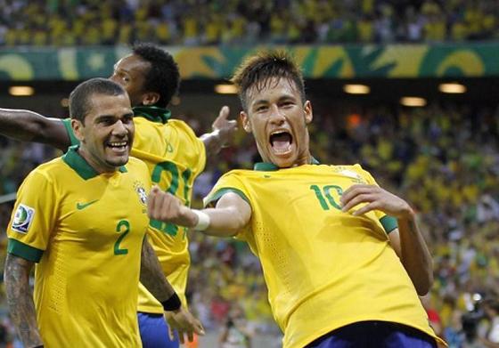 ワールドカップ2014年ブラジル大会がついに開幕!開幕戦では地元ブラジルが見事勝利!