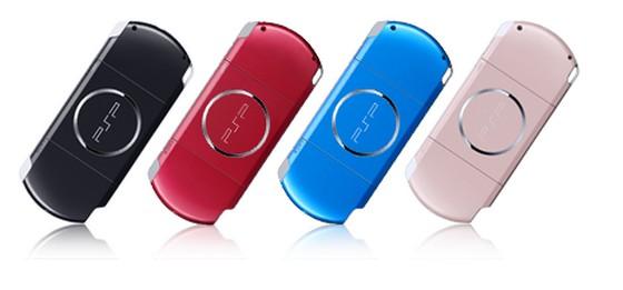 PSP出荷完了をソニーが発表! 発売から10年、後継機はPS Vita