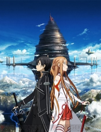 今夏期待するアニメ第1位は「ソードアート・オンラインII」 、アニメファン激選