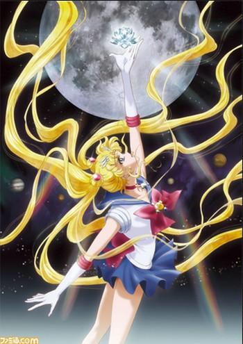 異色のタッグ!?大人気アニメ美少女戦士セーラームーンの新作が7月30日に発売!【動画有】