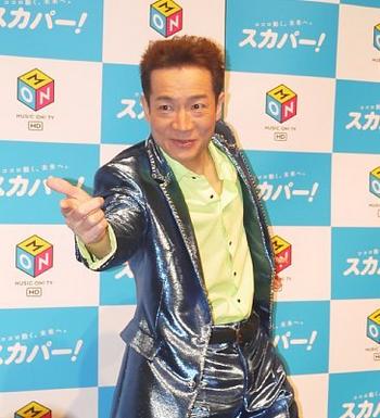 絶好調の田原俊彦 バラエティー番組出演で高視聴率を稼ぐほどに!