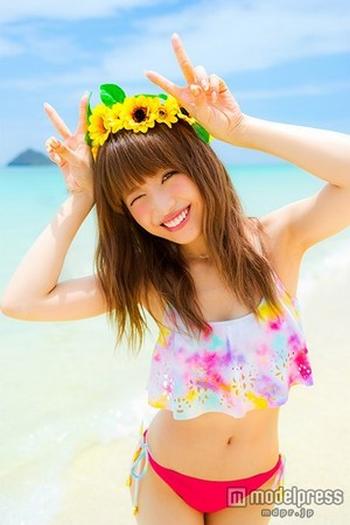 ギャルの神様「くみっきー」こと舟山久美子 「Popteen」卒業を電撃発表