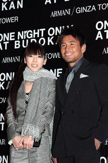 元K-1王者の魔裟斗の妻、矢沢心が第二子を妊娠。現在妊娠6ヶ月