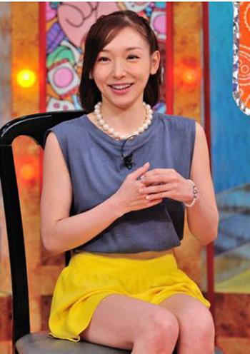 加護亜依、2年2カ月ぶりのテレビ出演にて、アイドル戦国時代に再び参戦を決意