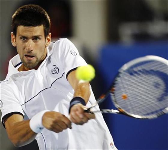 テニス=ジョコビッチ、来季の鍵は「今後2週間の準備」