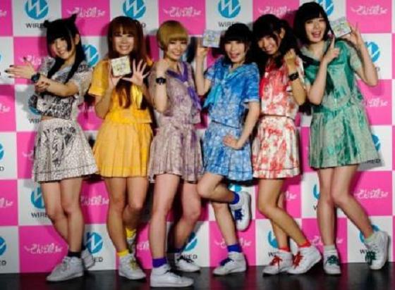 アイドルグループ「でんぱ組.inc」が救急搬送!映画撮影中に一酸化炭素中毒