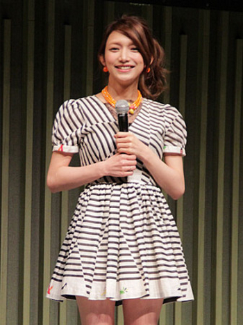 元モー娘。ゴマキこと後藤真希 3歳年下の後輩と結婚!