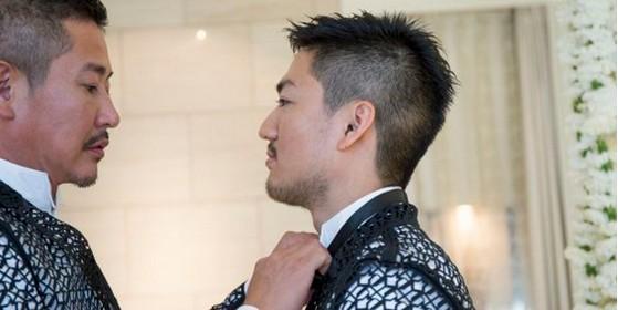 男性同士のカップルが東京・青山で結婚式!日本での同性愛についての認識・理解について【動画有】