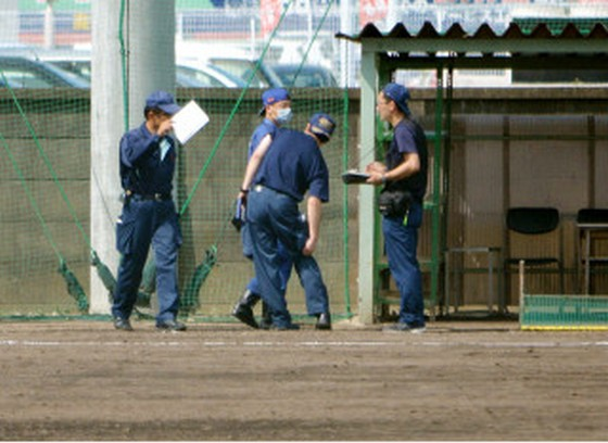 落雷により野球試合中の高2男子生徒感電死か、愛知の私立高校生