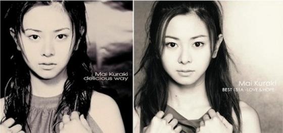 倉木麻衣 15周年記念ベストアルバム151A ジャケ写は「今だからこそあえて初心に」
