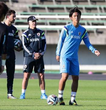 サッカー日本代表 森岡亮太 香川不在でエース背番号10の可能性