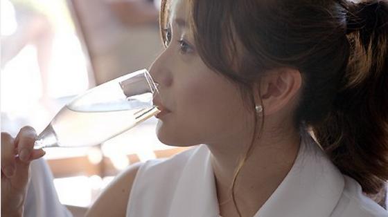 大島優子 「さらりとした梅酒」イメージキャラに あのCMソングも