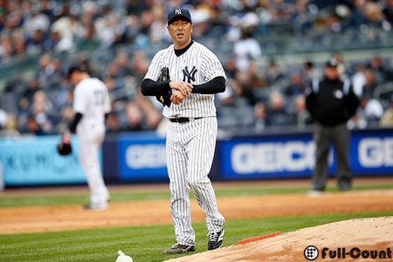 ヤンキースの黒田博樹投手11勝目 MLB日本人投手63勝で最多記録