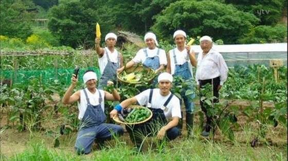 日本テレビ「ザ!鉄腕!DASH!!」でTOKIOのメンバー作った凄いものランキング