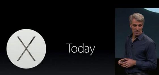 yosemite(ヨセミテ) リリース! 新mac OSの機能とは?無料でダウンロード可!