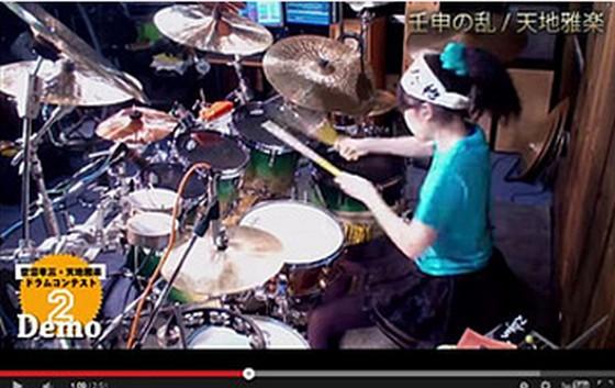 17歳天才女子高生ドラマー川口千里さんが世界中で話題に!才能の育て方とは【動画有】