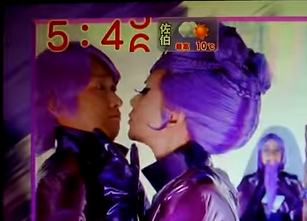 夏木マリ アレグラCMで嵐大野智(サトシーラ)と共演中 あわやキス?!「ハーフみたいにきれい!」と話題に